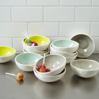 A set of plates