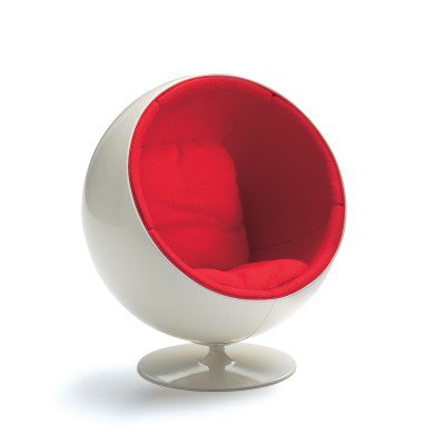 Chair-ball red